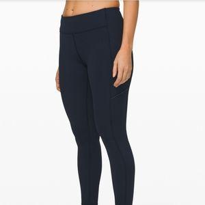 Lululemon speed up tights size 2